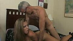 Brunette And Amazing Slut Teases Young Huge Cock