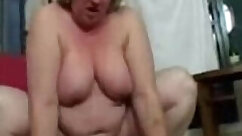 Amateur granny getting assfucked