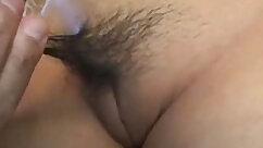 Asian slut got a lucky guy to fuck her so hard for money