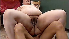 College BBW Wants Some Penis To Crazy Soap Using Her Wet Mature Cunt