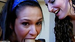 Amat-Sissy Model Maledoms Satisfying Each Other