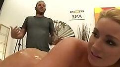 Anal Biggest Massage Ever! Horny Wild Free
