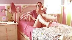 Black Step Daughter Gets On Cam Workout