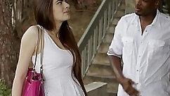 Beautiful Ex Girlfriend G arm hux interracial Farm Girls