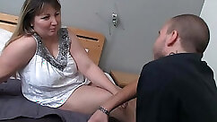 Bbw pussy in final vid of her blowjob