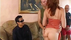 Amature Double Anal Threesome Fuck
