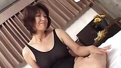 Asian mature mom Kiera getting all unfathomable