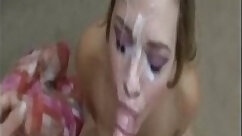 Cumshot thick balls compilation Young Tamara gets a warm surprise from elder