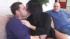 Big titted cougar Lydia _ gives a massage to her lover