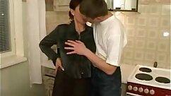 Russian son demands revenge on mom after dinner