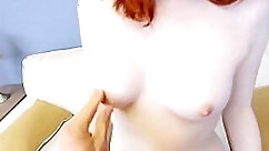 Amazing redhead babe Jolee James gets fucked hard by her pierced maledge